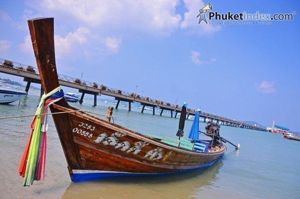 Phuket aims for more tourists in 2013