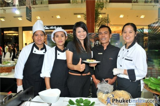Opening Ceremony of Central Festival Phuket's 8th Anniversary Celebration
