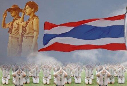 Phuket holds adult scout training program