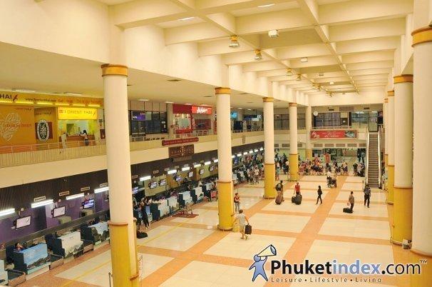Phuket Airport preparing for passenger delays