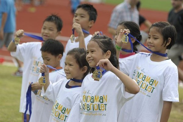 Phuket's IronKids Race to take place on 1 December 2012