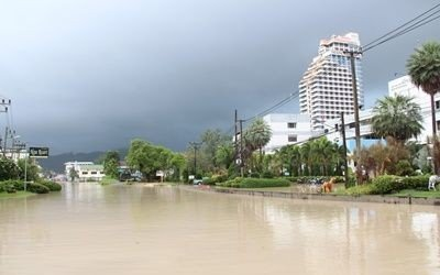 Phuket discusses ways of preventing Patong floods