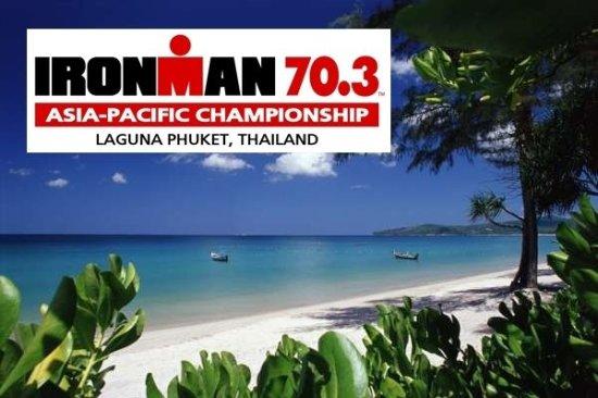 Phuket's Triathlon to see Ironman Legends Compete