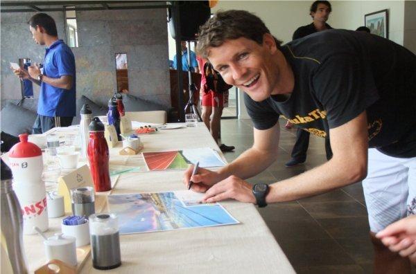 Triathlon Stars Reveal their Secrets at Thanyapura