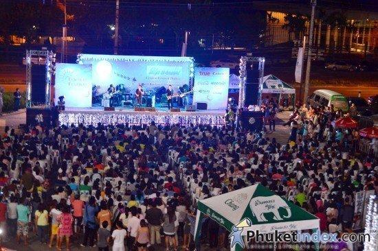 Central Festival Phuket North Pole Celebration Concert