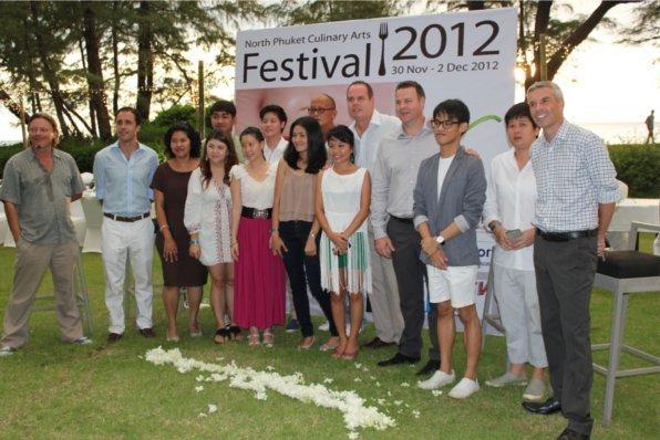 North Phuket Celebrates Success Of North Phuket Culinary Arts Festival 2012