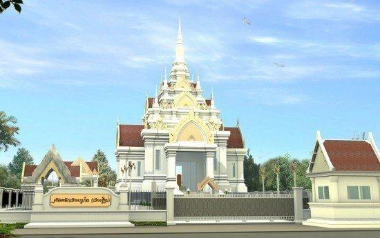 Phuket plans to restore the City Pillar Shrine