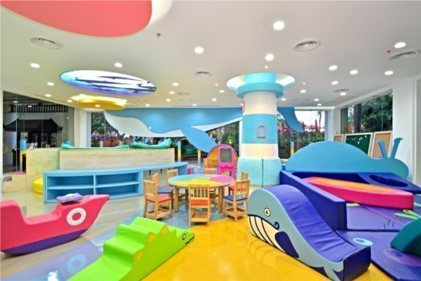 Phuket's JW Marriott's New-Look Children's Club