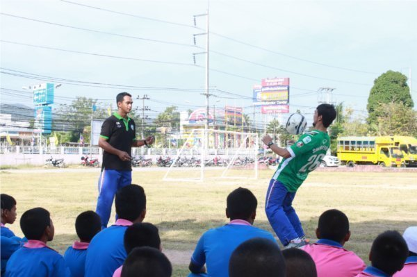 Phuket FC reaching out to a younger audience