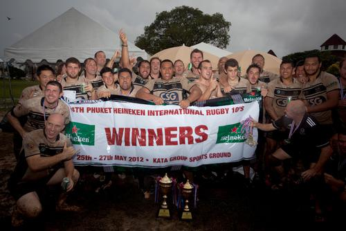 Phuket's 15th International Rugby 10s