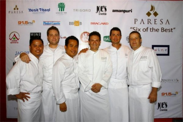 "Phuket's ""Six of the Best"" Charity Event"