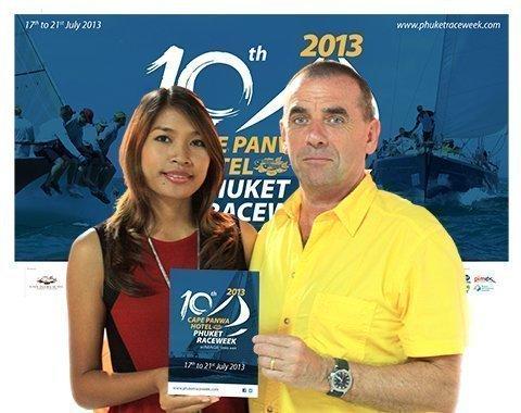 2013 Phuket Raceweek gains eight entrants via PIMEX