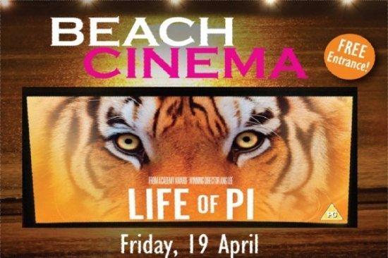 Phuket's XANA with Attica launches Beach Cinema