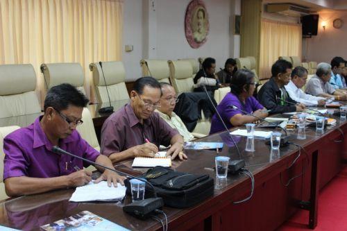 Phuket PAO held community tourism management meeting