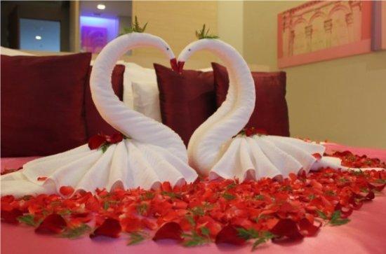 Honeymoon Set Up @ The KEE Resort & Spa Phuket