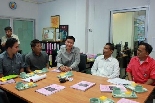 Phuket host working committee from Chiang Mai Municipality
