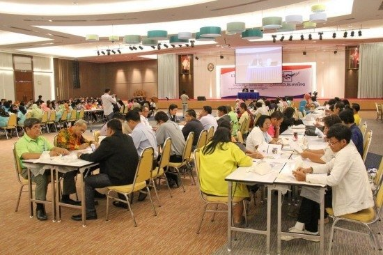 Phuket helping to find solutions for Thai conflicts