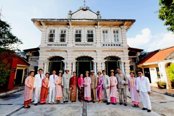 Phuket keeping Peranakan style weddings alive
