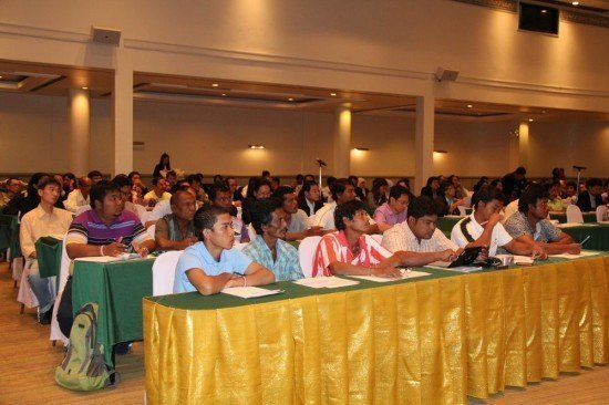 Phuket holds discussions with Sea Gypsy groups