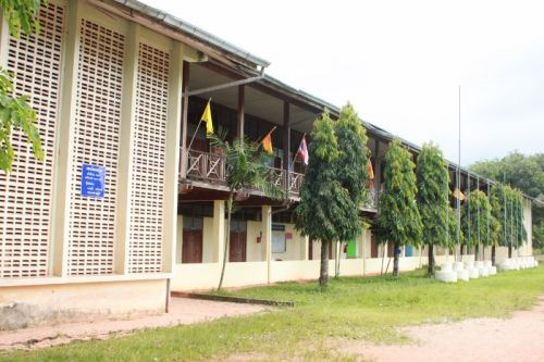 Phuket PAO inspects dilapidated Baan Mai Khao School