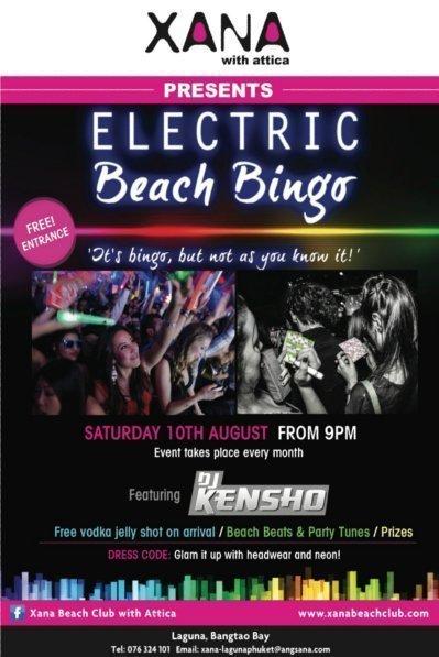 Next Phuket Beach Bingo sure to see more legs eleven