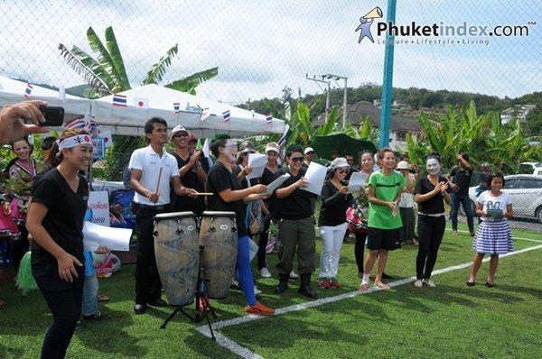 Andara Phuket Family Day 2013