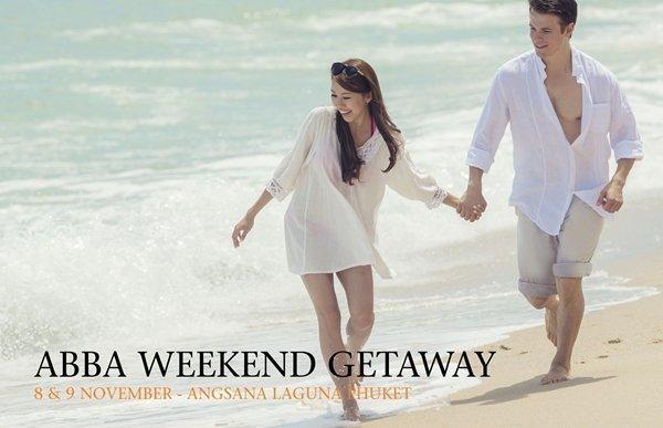 Angsana Laguna Phuket ABBA Weekend Getaway