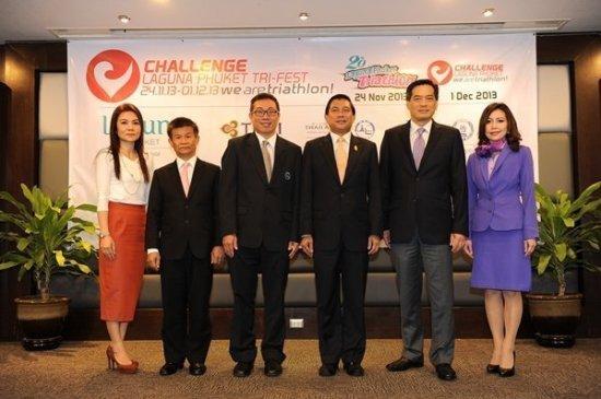 Bangkok Media Showcase for Phuket Tri-Fest