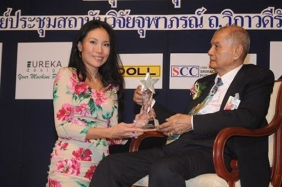 Aleenta Phuket founder voted Thailand's quality person of the year