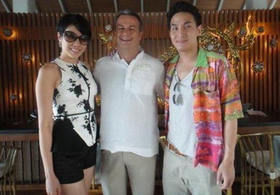 Regent Phuket welcomes Miss Thailand Universe 2009