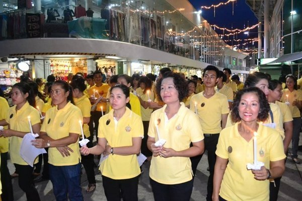 Phuket's KEE Resort Commemorates HM the King's 86th Birthday