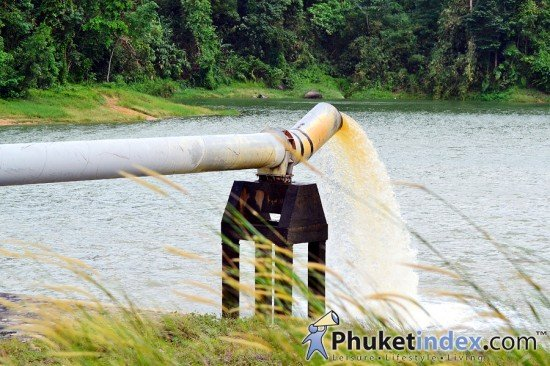 Cost of water in Phuket set to rise