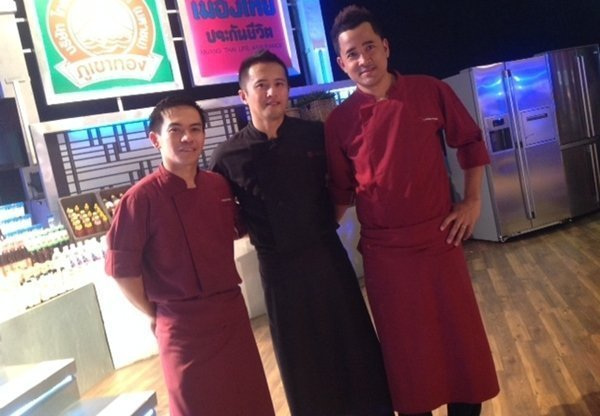 Another Phuket chef shows his skills on Iron Chef Thailand