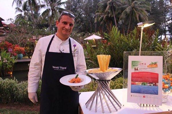 Phuket's La Trattoria celebrates International Day of Italian Cuisines