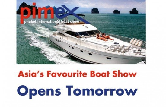 Phuket International Boat Show Off to a Flying Start