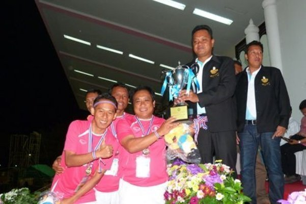Phuket takes 11 medals at 14th PAO Southern Gate Game