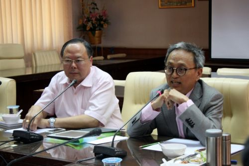 Phuket reviews its Quality Learning Foundation