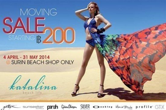 Katalina Collection Phuket's BIG Moving Sale