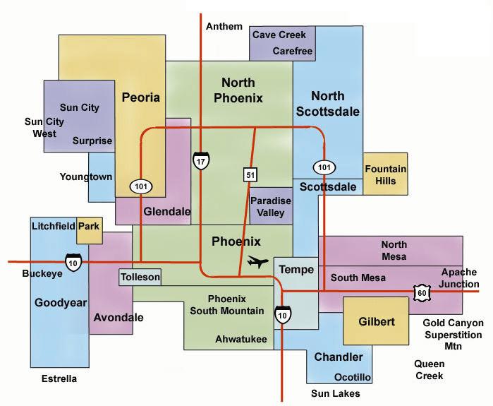 Phoenix Metro