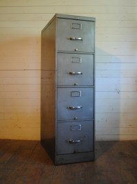 Vintage Steelcase Deco File Cabinet | Phylum Furniture