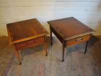 Mid Century Lane Acclaim End Tables | Phylum Furniture