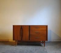Mid Century Walnut Credenza | Phylum Furniture