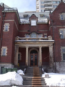 Physiotherapy School - McGill