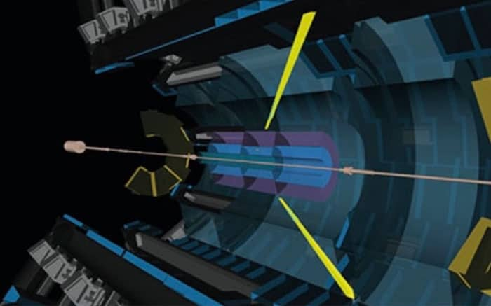 Light is seen to scatter off light \u2013 Physics World