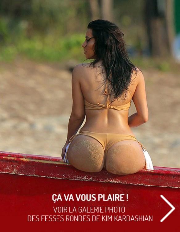 fesses Kim Kardashian galerie