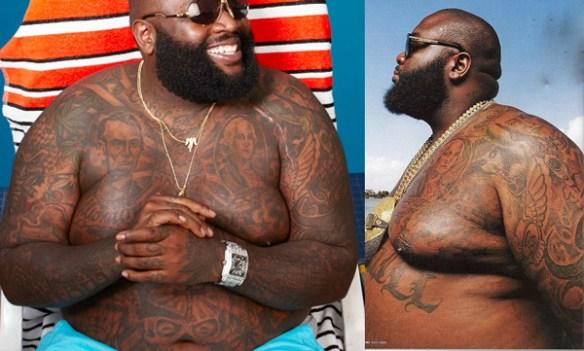 rapeur-rick-ross-tatouage