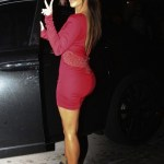 Kim-kardashian-sexy-robe-rouge