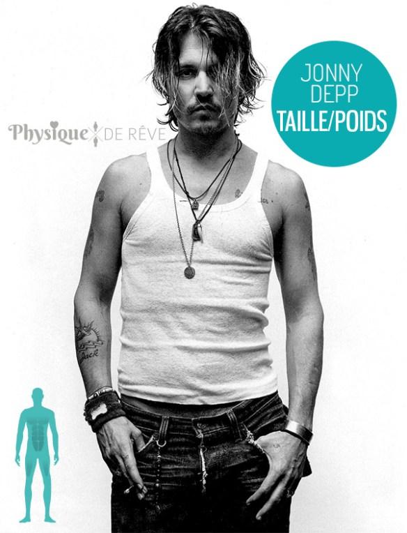 jonny-depp-taille-poids