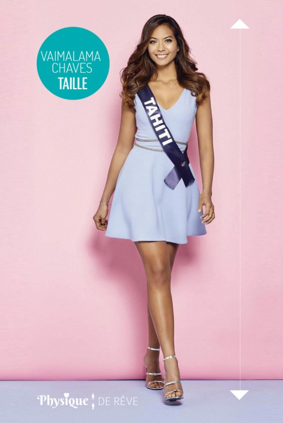 taille Vaimalama Chaves miss france 2019 grande