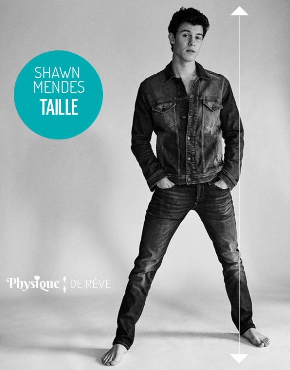 Shawn-Mendes-taille-mesure